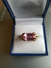 18K Pamir Spinel Yellow Gold Ring FINAL REDUCTION!!