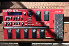Boss GT-6B Multi-Effects Guitar Effect Pedal - with power supply
