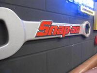 Garage Sign Large Giant Spanner Advertising Man Cave Tools shop Display