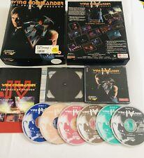 WING COMMANDER IV 4 - The Price Of Freedom Pc Cd Rom  Original BIG BOX