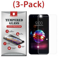 (3-Pack) Tempered Glass Film Screen Protector For LG K30 X410