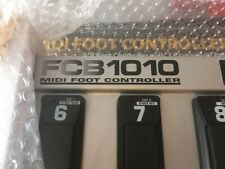 More details for digitech midi controller fcb1010 ( compatible with kemper)