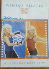 Winsor Pilates 20 Minute Circle Workouts Accelerated Fat Fat Burn dvd