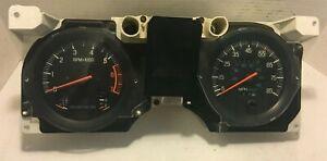 83-88 Ford Ranger Bronco II Instrument Cluster Speedometer Tach 1983-1988 RPM