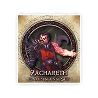 Descent 2. Edition - Zachareth Hauptmann-Set