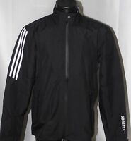 Adidas Golf Gore Pack ClimaProof Rain Jacket - Black - Gore-Tex Waterproof
