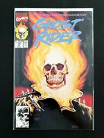 GHOST RIDER #18 (1990 SERIES) MARVEL COMICS 1991 VF/NM
