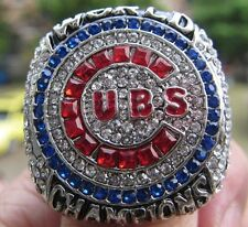 2016 CHICAGO CUBS WORLD SERIES CHAMPIONSHIP REPLICA RING RIZZO