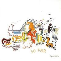 Stills, Nash and Young Crosby - So Far [CD]