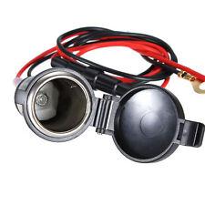 12V 120W Car Motorcycle Motorbike Cigarette Lighter Power Outlet Socket Plug ***