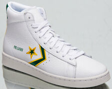 Converse Pro Leather Mid Breaking Down Barriers Celtics Men's White Sneakers