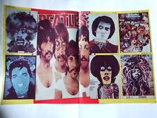 ►►Polish Poster The Beatles Elvis Presley Jimi Hendrix Bob Dylan Fleetwood Mac