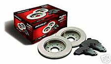 FOR SUBARU FORESTER  LEGACY  MINTEX  BRAKE DISCS PADS FRONT REAR
