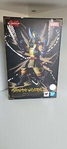 Tamashii Nations Wolverine Meisho Manga Realization Bandai Figure