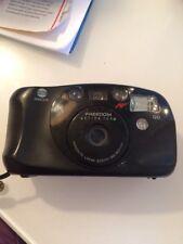 Minolta Camera Freedom Action Zoom 35 mm Zoom 38-60 mm Lens Flash  Camera