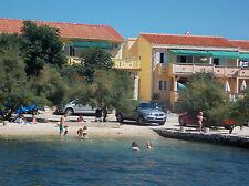 Ferienwohnung direkt am Meer - Kroatien Urlaub Insel Pag Kustici Adria FeWo