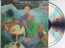 PALACE SO LONG FOREVER RARE NUMBERED PROMO CD