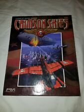 Crimson Skies Boxed Game - FASA
