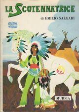 La scotennatrice. Illustrazioni di Carlo Alberto Michelini.