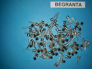 2pcs Gold BFY75  Transistor