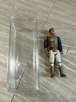 Star Wars Skiff Guard Lando Calrissian Vintage 1982 Kenner Figure Hong Kong