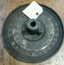 "John Deere Snowblower Transmission Gearbox Input Pulley Sheave 8.5"" 5/8"" 1032"