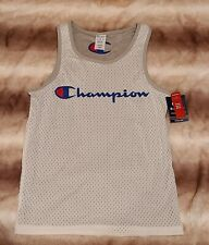 Nwt Champion Athletic Classic Logo Reversible Tank Top Size Small