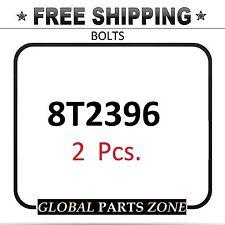 BOLTS for Caterpillar 8T2396 8T-2396 446B 446D PM-200 CB-535B; CB-544 SHIPS FREE