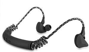 Alequa M12 Wireless In Ear Headphone, Sweatproof Wireless Sport Headset