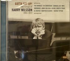 GOTTA GET UP! The Songs of HARRY NILSSON 1965-1972 - 24 VA Tracks on ACE