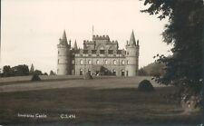 More details for real photo inveraray castle  colin mclaren local publisher