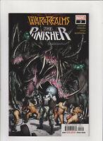 War of the Realms: Punisher #2 NM- 9.2 Marvel Comics Thor,Midgard