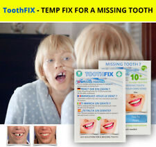 FALSE TOOTH. For missing and broken teeth