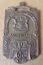 1939 Ann Arbor Michigan Instrumental Music Festival Second Division Medal