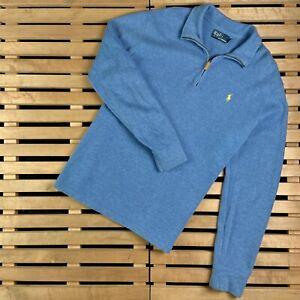 Mens Sweater Pullover Polo Ralph Lauren Vintage Size L