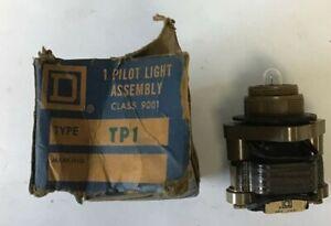 SQUARE D 9001 TP1 PILOT LIGHT 110V