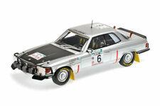 1:18 Minichamps MERCEDES BENZ 450 SLC 5.0 Rallye Africa Bandama 1979 #6 Mikkola