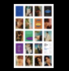 Preorder hybe Insight BTS Photo Card POSTER POSTCARD set EUPHORIA + Tracking No