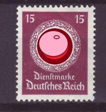 Deutsches Reich Dienst Nr.  139  **  Dienstmarken der Partei     -10