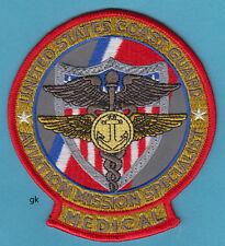 Us Coast Guard Medical Aviation Specialist Shoulder Patch Emt Paramedic