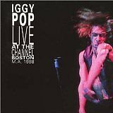 POP IGGY - Live at the channel boston - CD Album