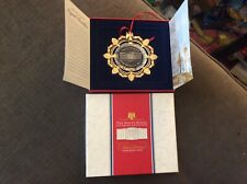The White House Historical Association 2002 Christmas Ornament In Box