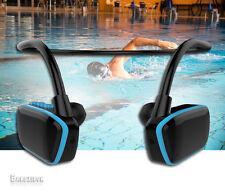 4GB Waterproof Swim MP3 Player Stereo Music Under water Sport Pool Swimming IPX8