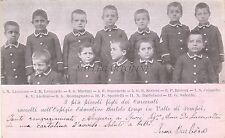 VALLE DI POMPEI - Ricordo del 24 Maggio 1903 - Ospizio Bartolo Longo