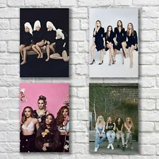 Little Mix Poster A4 NEW Set HQ Print Sexy Home Wall Decor #1