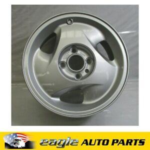 Genuine SAAB 9000  1990 - 1998  R/H  Aero Mag Wheel   #  105124408