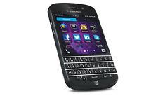 BlackBerry Q10 - 16GB - Black (AT&T) Smartphone,GSM unlocked, Free Shipping