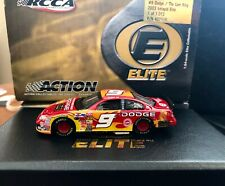 MIB Bill Elliot #9 Dodge / The Lion King 2003 Intrepid Elite RCCA Elite 1:64 Car