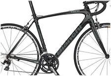 Bianchi Intenso Shimano Ultegra 11v Compact Nero Grafite - Bicicletta stra Tg 57