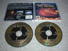 The New Adventures Of The Time Machine PC 2 CDs 2000 Dreamcatcher Windows 95/98